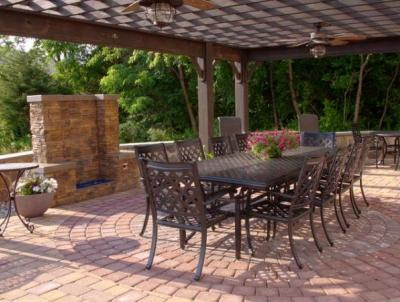 Pottstown patio design.   Patios designs are limitless.