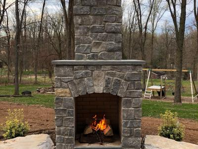 Fireplace in East Coventry, Pottstown