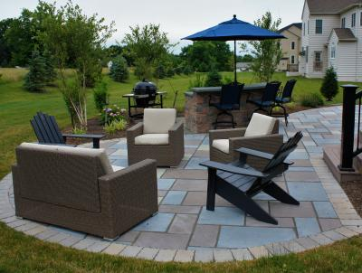 Patio in Phoenixville, PA