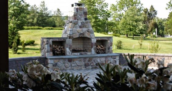 Fireplace in Schwenksville, PA