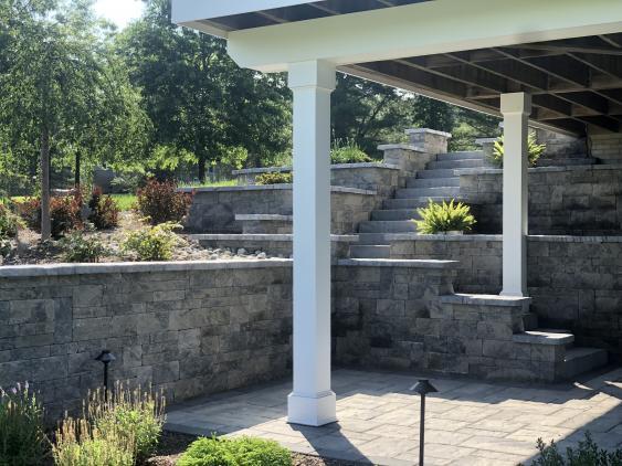 Backyard Renovation (After), Elverson, PA