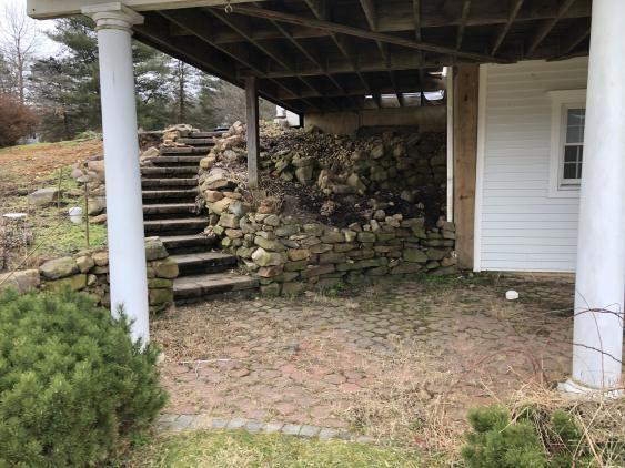 Backyard (Before), Elverson, PA
