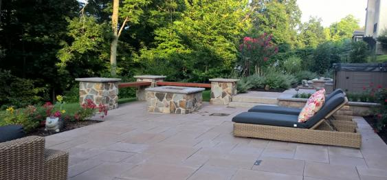 Pottstown Patio and Firepit
