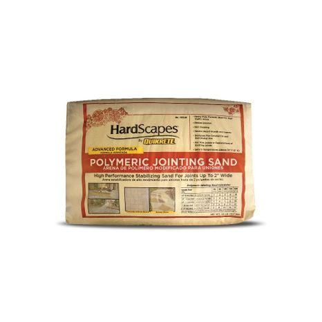 Polymeric Sand inhibits the growth of weeds.