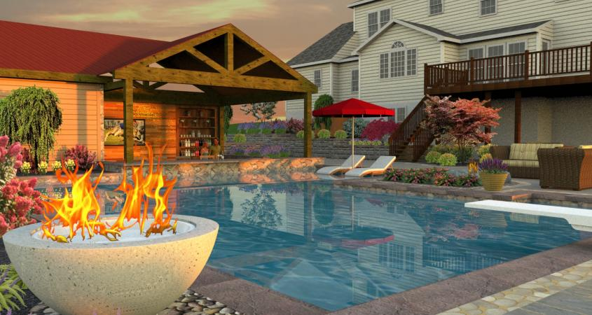 Phoenixville Pool Design