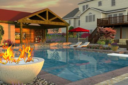 Phoenixville Pool Design