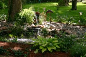 Backyard Landscaping Ideas Outdoor Living Yard Garden