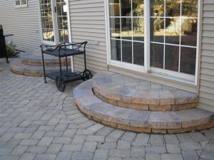 Superieur Brick Pavers. Stone Patios And Walkways