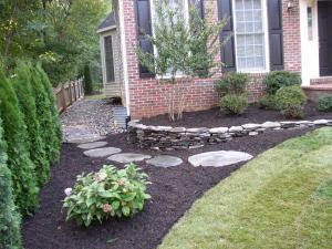 front yard garden ideas on front yard landscaping ideas pictures chester berks and - Landscape Design Ideas For Front Yards