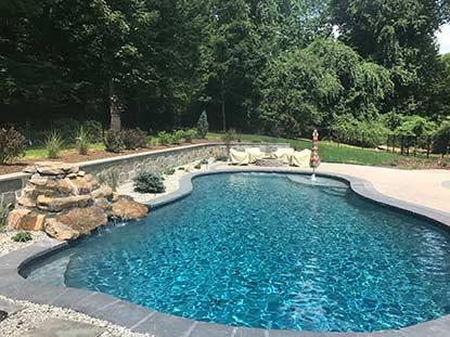Glenmoore, PA pool