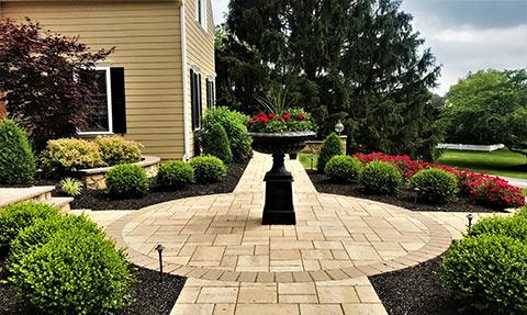landscaping Malvern, PA