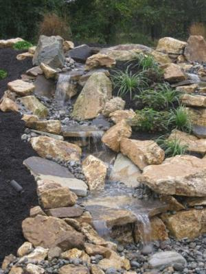 Water Features in Chester County, PA