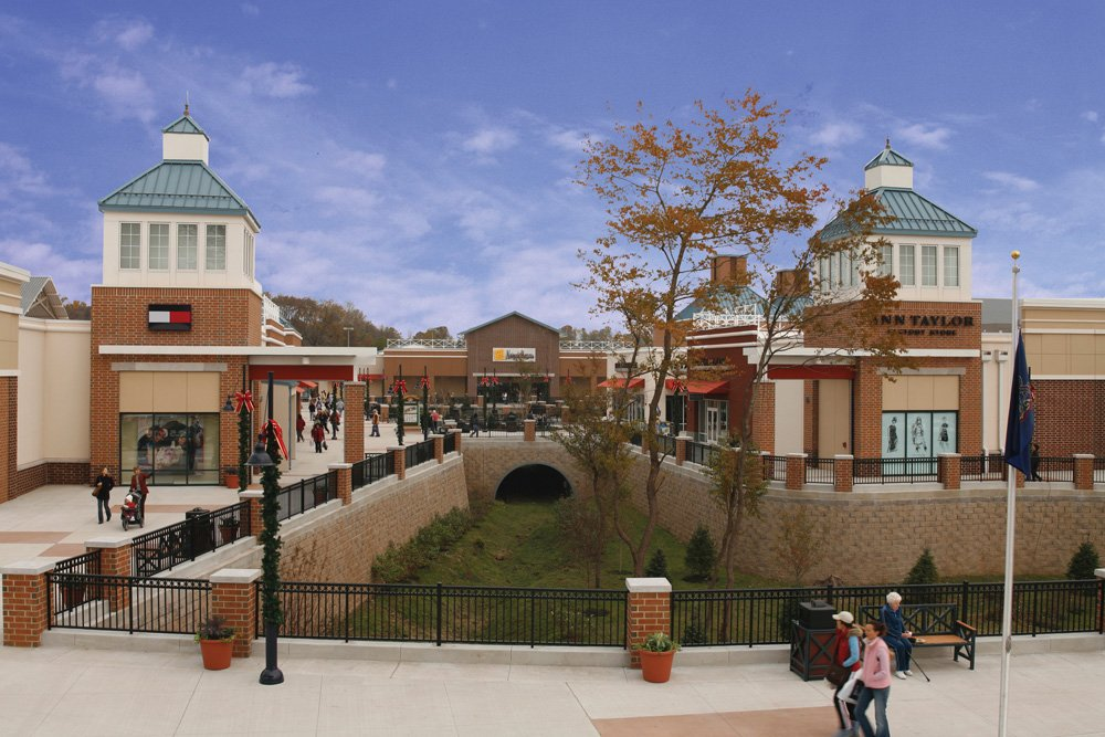 Premium Outlets in Limerick, PA